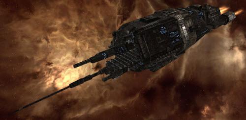 Eve online тяжелый корабль для спецопераций Panther