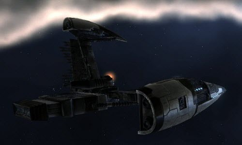 Eve online корабль электронного противодействия Sentinel