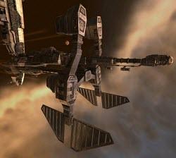 Еве онлайн крейсер Bellicose