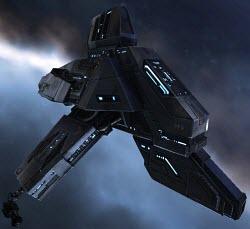 Eve online учебный корабль Ibis