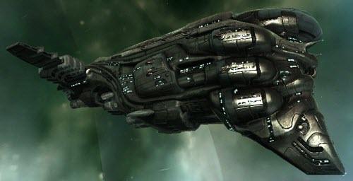 Eve online линейный корабль Brutix
