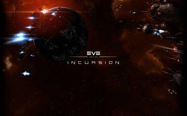 Вышедшее в 2011 году дополнение Incursion в Eve online