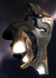 Eve корабль электронного противодействия Keres