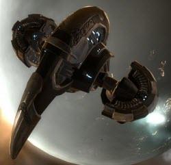 Eve online спецкорабль Anathema