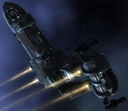 Eve online учебный корабль Velator