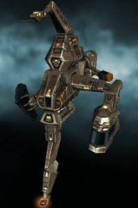Еве онлайн корабль электронного противодействия Kitsune