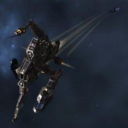 Eve online корабль электронного противодействия Kitsune