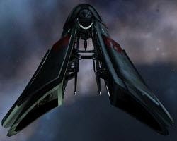 Eve корабль дальней разведки Pilgrim