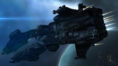 Eve усовершенствованный линкор Megathron