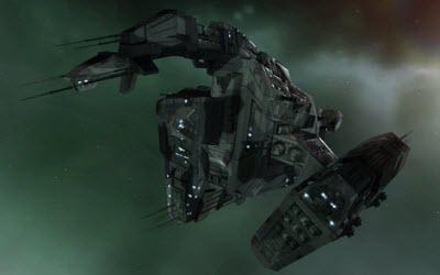Eve online тяжелый ударный корабль Eagle