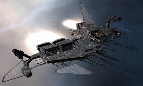 Eve online учебный корабль Reaper