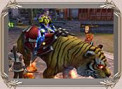 Величественный тигр pw