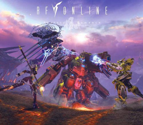Заставка игрового сервера rf online