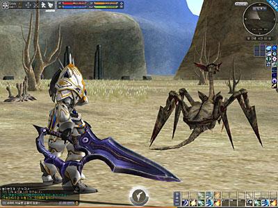 Средний персонаж в игре rf online