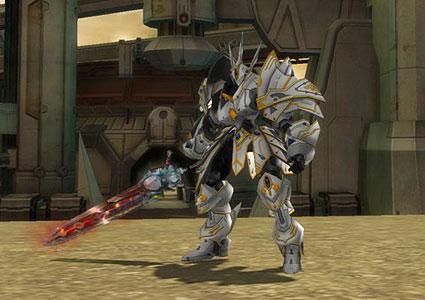 Заточенный одноручный меч в rf online