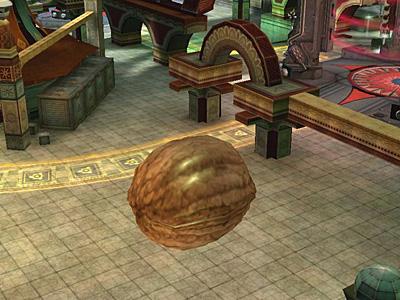 Праздничный орех для белок в rf online