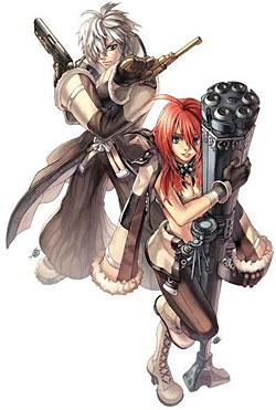 Пара gunslinger ragnarok