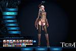 tera online создание персонажа