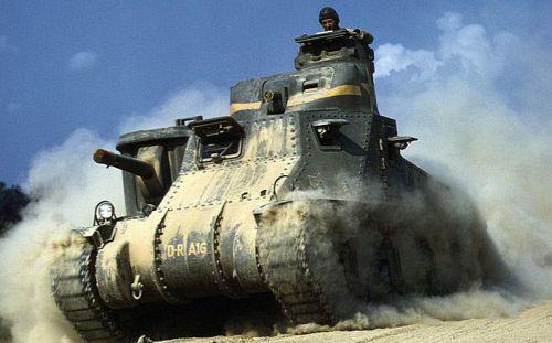 M3 в world of tanks