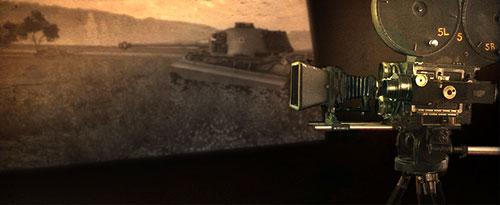 Заставка для видео мира танков