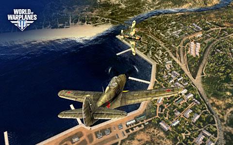 Танки и Самолеты в Одной игре