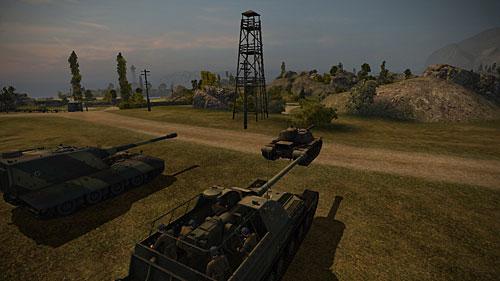 Арт-сау  в world of tanks
