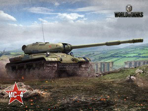 Советский танк wot