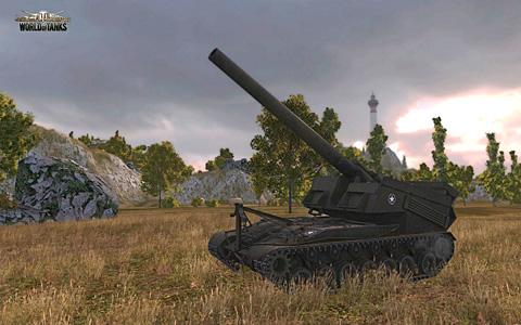 Первые скриншоты world of tanks т 92