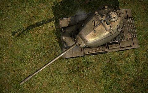 Именно в такое развитие танков