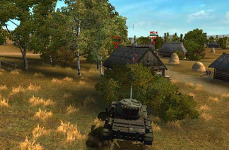 Скриншот т44 world of tanks