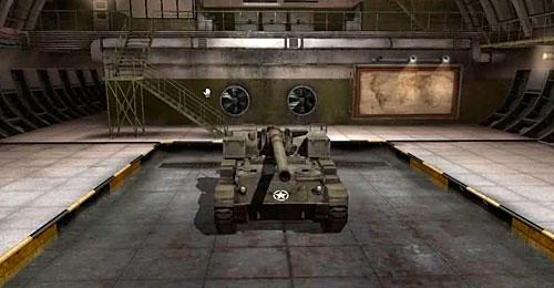 Скриншот м 41 world of tanks в ангаре