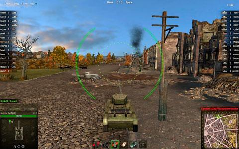 Танк бт 7 wot в бою