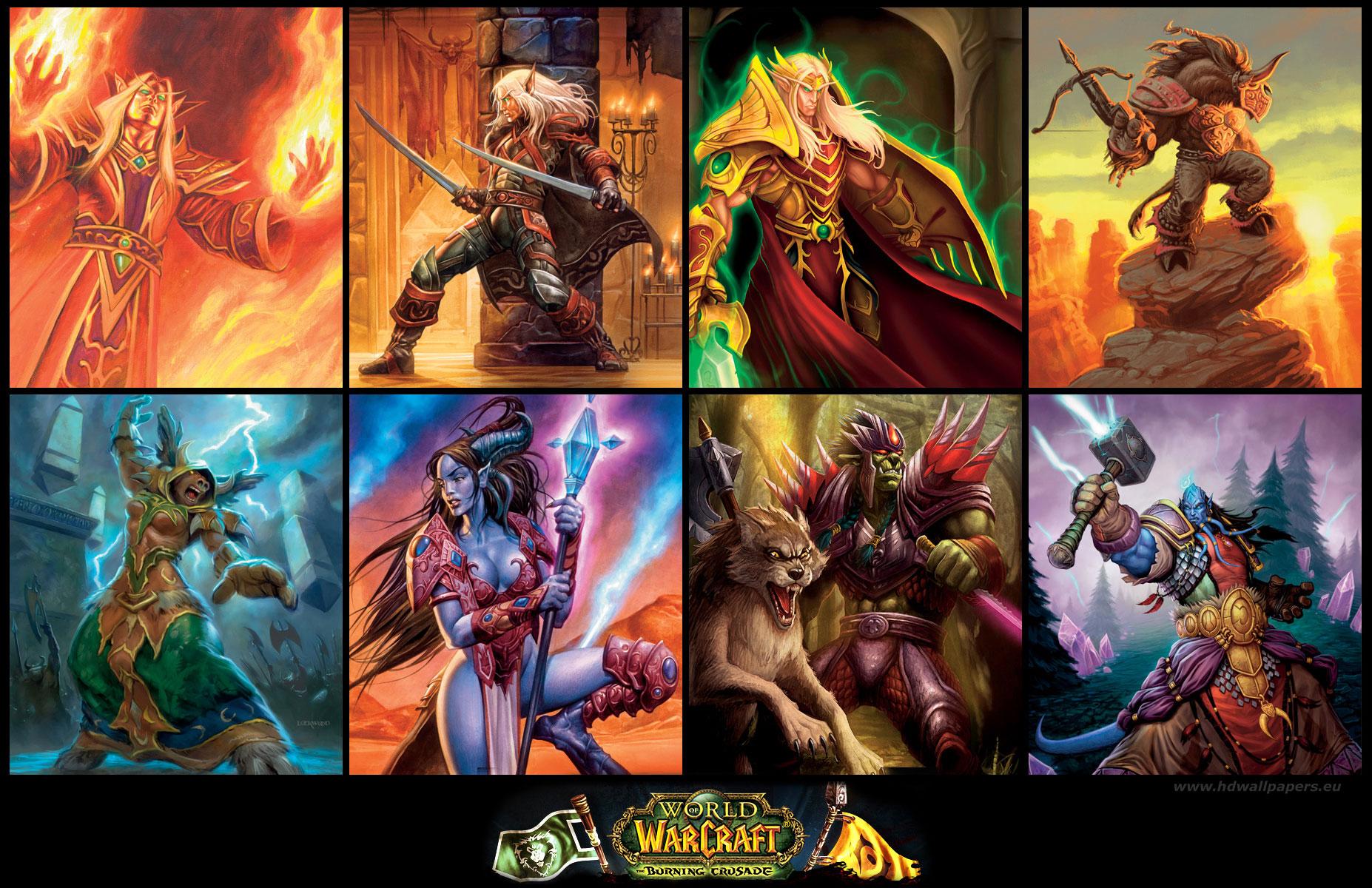 знакомства в world of warcraft