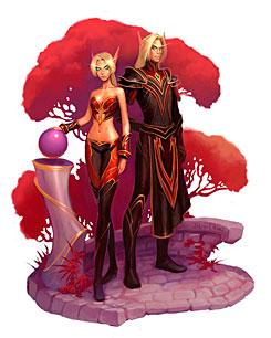 Сексуальные персонажи warcraft