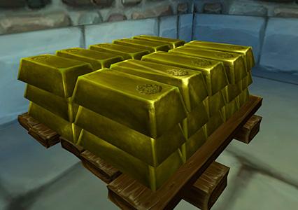 В ВоВ за золото можно купить что угодно