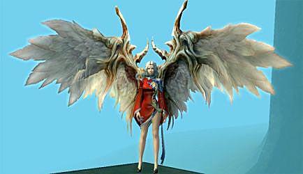 крылья мирного элиана Aion