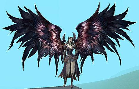 Крылья перо отчаяния Aion