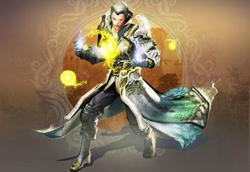 Волшебник Aion