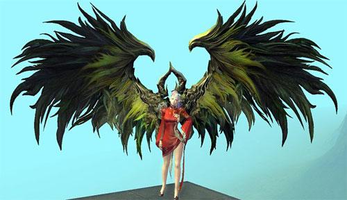 Крылья победоносного фернона Aion