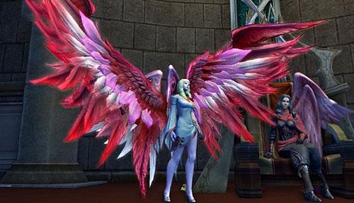 Крылья каруна Aion