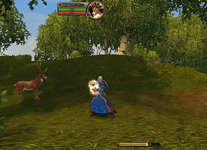 Скриншот аллодов