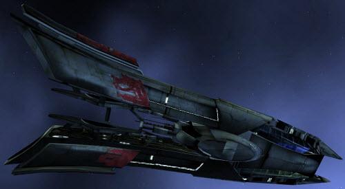 Еве онлайн корабль дальней разведки Rapier