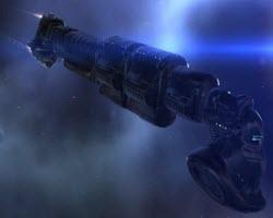 Еве онлайн промышленный корабль Iteron