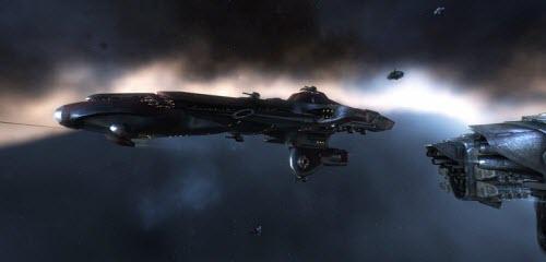 Eve online заградительный корабль Phobos