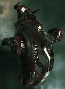 Eve боевой разведывательный корабль Lachesis