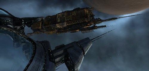 Eve online усовершенствованный линкор Panther