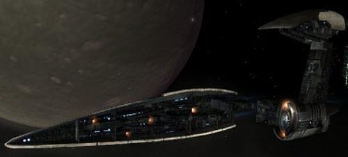 Еве онлайн корабль электронного противодействия Sentinel