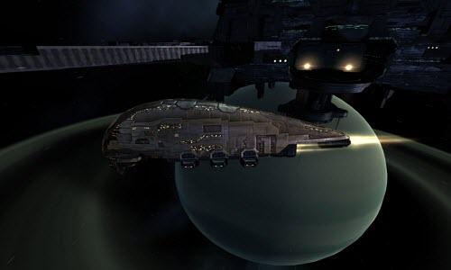 Промышленный корабль Sigil в Eve online