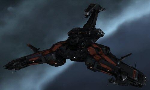 Eve online усовершенствованный линкор Widow