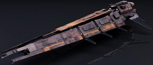 Еве онлайн линейный крейсер Hurricane